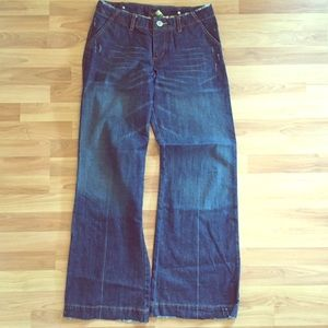 L.A.M.B. Story of LAMB Wide Leg Jeans